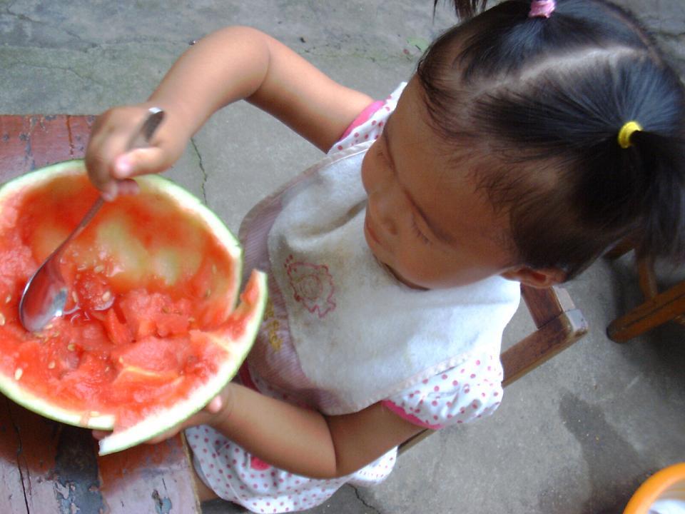 吃点西瓜吧...
