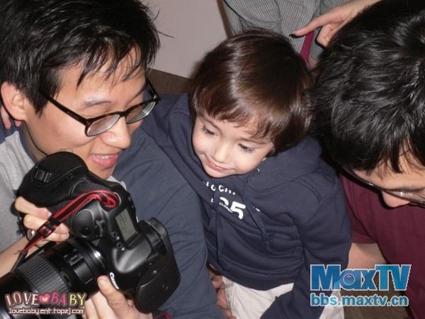 韩国童星家族人气混血童星 Danny