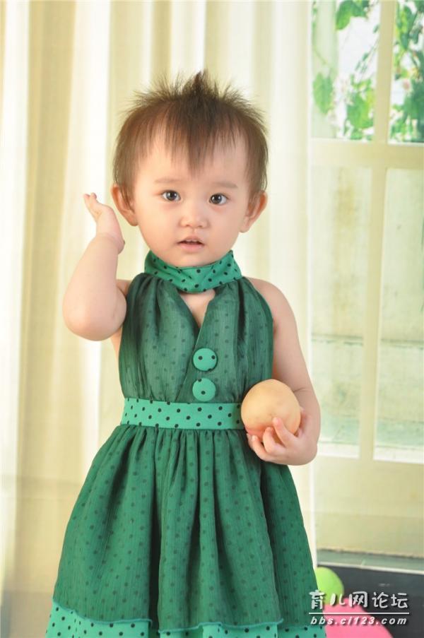 可爱的大眼睛小美女 可爱宝宝论坛