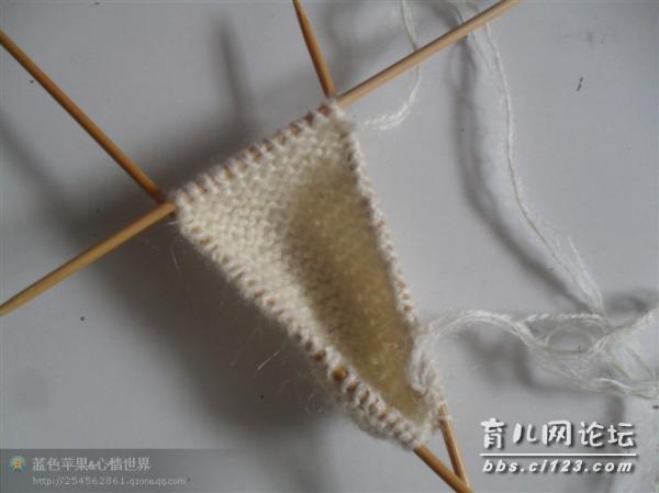 宝宝毛线鞋 纯手工编织男女婴儿保暖鞋子 儿童   婴儿毛线高清图片
