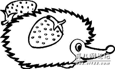 50种最受宝宝喜欢的动物简笔画分享