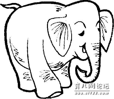 50种最受宝宝喜欢的动物简笔画分享 早期教育