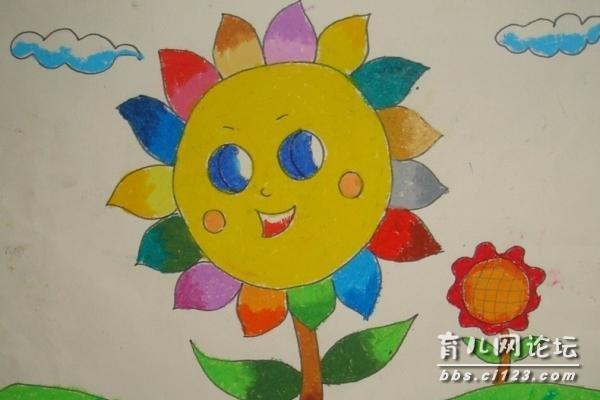2,水彩笔画 水彩笔的使用现实中比较常见的,主要有赤橙黄绿青蓝紫等多种颜色,主要颜色来自内部的笔芯。在纸张上画画的时候,吸附能力比较好。适合各类画画和作品。水彩笔主要用来上色,但是非常有助于宝宝认识不同的线条,也比较方便掌握基本的造型方法。