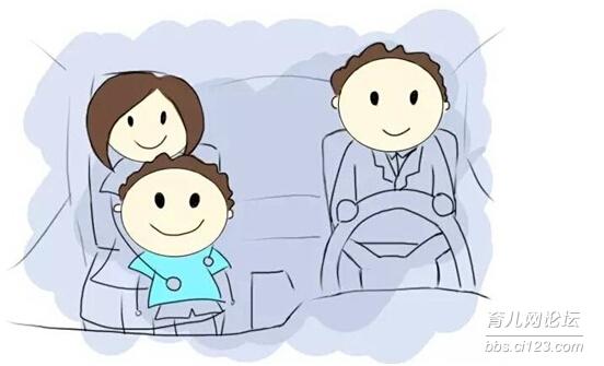 宝宝 乘车 安全十大常识,作为父母你做到了几条图片